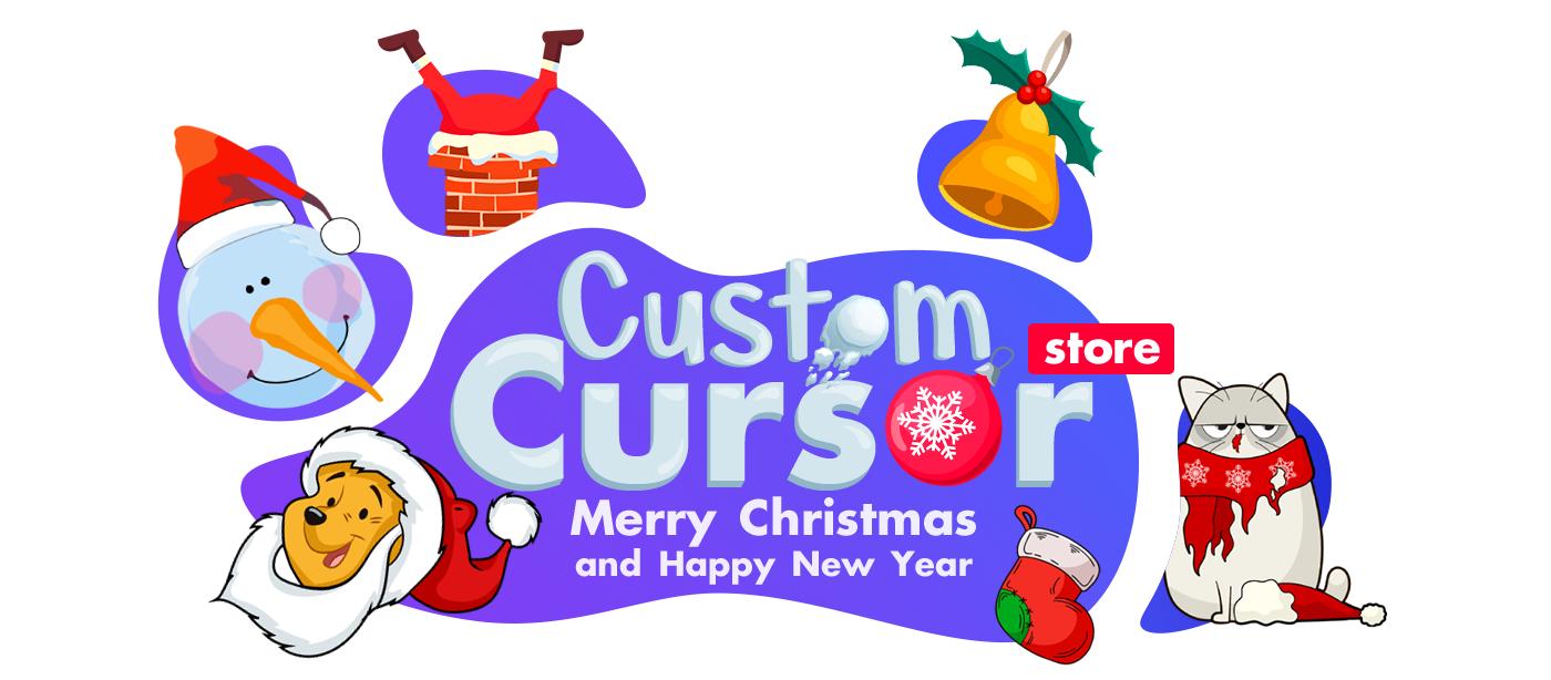 Custom Cursor For Chrome